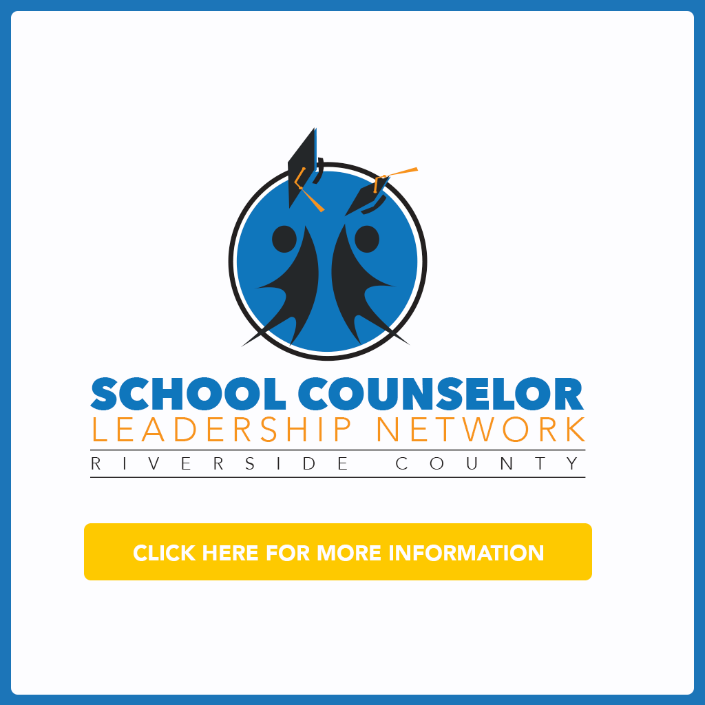 School Counselor Leadership Network 2020 Information